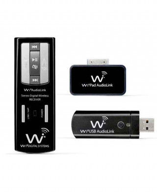 Wi AudioLink Ui