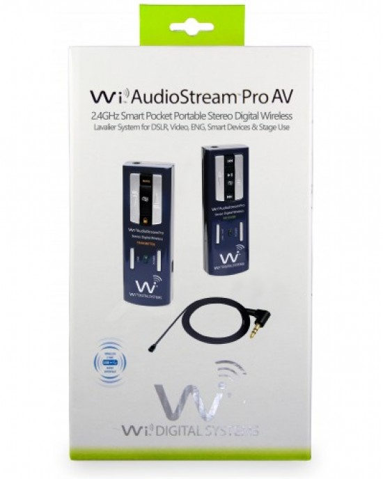 Wi AudioStream Pro AV